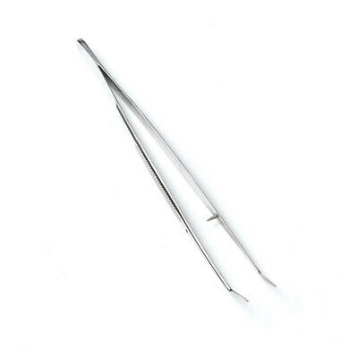 "Culpitt 6"" Angled Tweezers Stainless Steel Sugarcraft Tool"