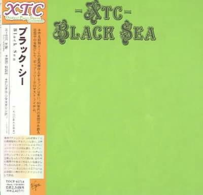 Xtc - Black Sea [2002 Reissue] [Limited] [Remaster] New Cd