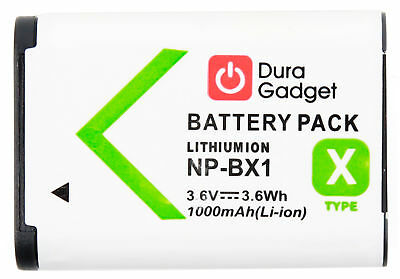 Sony NP-BX1 Battery compatible with Sony DSCRX100M2.CE3 Sony Digital Camera
