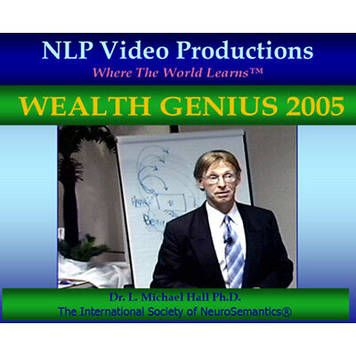 Michael Hall-Meta Wealth Genius Workshop [Hypnosis NLP Video Tutorials]