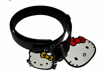 Bnwt Hello Kitty Black Belt