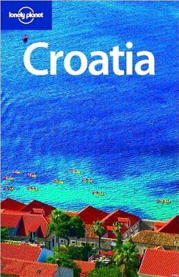 Croatia (Lonely Planet Country Guides) by Oliver, Jeanne Paperback Book The