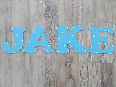 Giant Childrens Bedroom Wall Names Letters Newborn Gift LOTS OF COLOURS