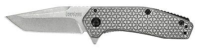 """Kershaw 1324 Cathode Folding Knife 2.25"""" 4Cr14 Stainless Blade 3.25"""" Closed"""