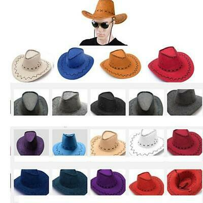 Job Lots Cowboy Hats Faux Suede West Bulk Hat Stetson 2 Colours