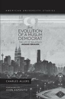 The Evolution of a Muslim Democrat by Charles Allers Hardcover Book (English)