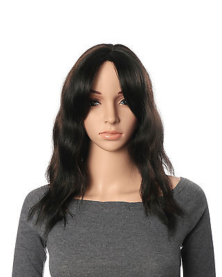 OneDor 19 Inch Full Head Long Wavy Kanekalon Hair Fashion Wigs
