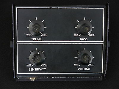 Barcus Berry 1330S Pre Amp With Equalizer An Awesome Vintage Classic Vg-Cond Gwo