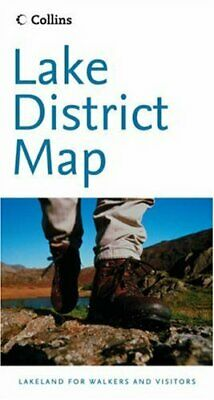 Pictorial Maps - Lake District Map Sheet map, folded Book The Cheap Fast Free
