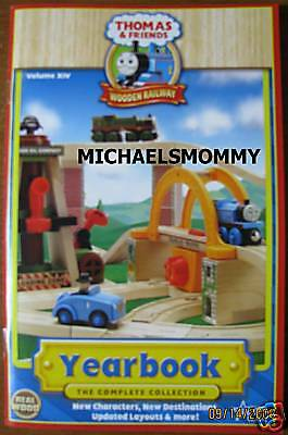 THOMAS the TANK & FRIENDS - YEARBOOK 2008, VOLUME XIV  **NEW**