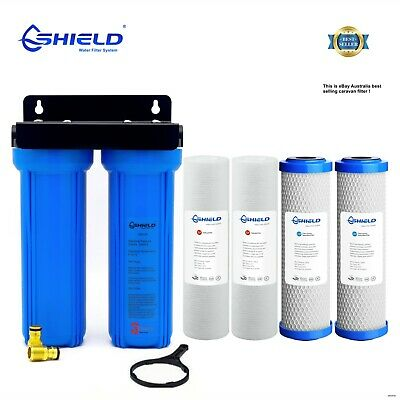 Caravan Water Filter System Camp Van HEAVY DUTY BRASS FITTING Camping Camper VAN