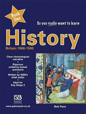 So you really want to learn History Book 1: A Textb... by Pace, Robert Paperback