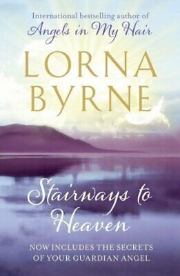 Stairways to Heaven by Byrne  Lorna Book The Cheap Fast Free Post