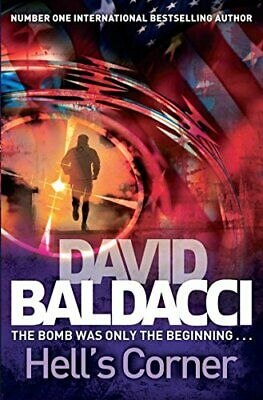 Hell's Corner (Camel Club) by Baldacci, David Paperback Book The Cheap Fast Free