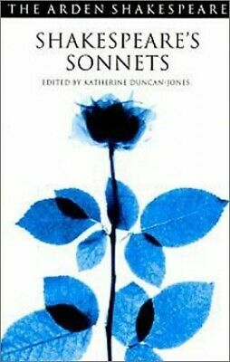 Sonnets (Arden Shakespeare: Third) by Shakespeare, William Book The Cheap Fast