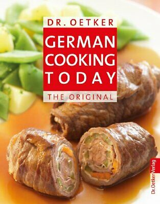 German Cooking Today - Reiseausgabe Book The Cheap Fast Free Post