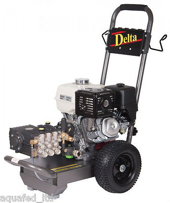 Delta Petrol Pressure Washer 200 Bar - 2900 psi 15 Lpm
