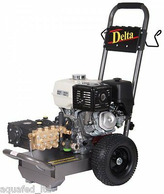 Delta Petrol Pressure Washer 250 Bar - 3625 psi 15 Lpm