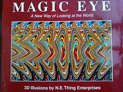Magic Eye: No. 1: A New Way of Looking at the World Hardback Book