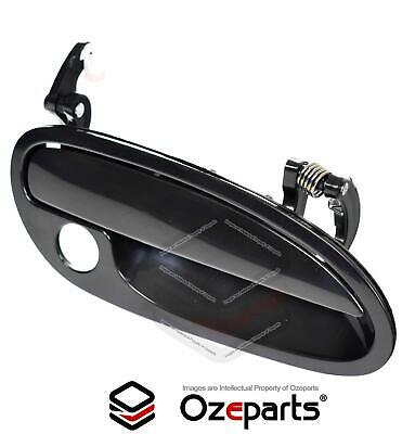 Holden Commodore VT VX VY VZ Black Outer Door Handle RH Right hand Front