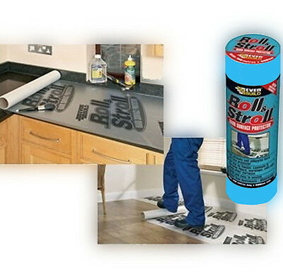 Masking - Everbuild Roll and Stroll Hard Surface Protector 25 Metres x 600mm
