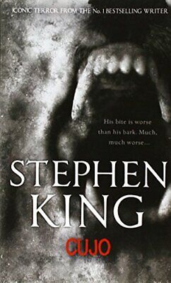 Cujo Special Sales by King  Stephen Book The Cheap Fast Free Post