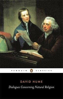 Dialogues Concerning Natural Religion (Classics) by Hume, David Paperback Book