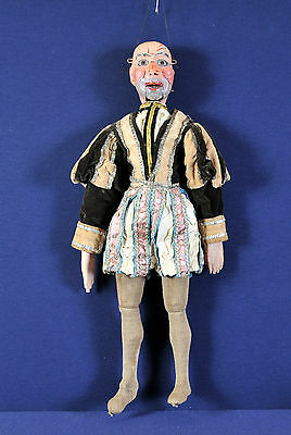 Antique Marionette puppet, 19th century