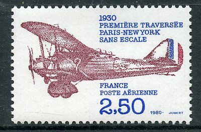 Stamp / Timbre France Neuf Poste Aerienne N° 53 ** Avion