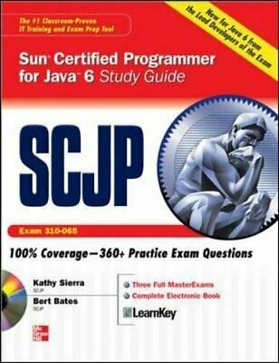 SCJP Sun Certified Programmer for Java 6 S... by Bates, Bert Mixed media product