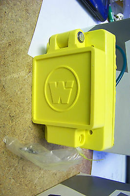 nib woodhead 67w49 watertite flip lid turnex female receptacle 277 v