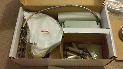 New Just Manufacturing JSGN6M Mixing Auto Faucet with Manual Control HB-4000C