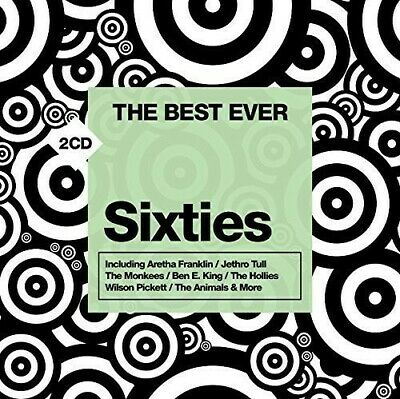 Various Artists - Best Ever Sixties [New CD] UK - Import