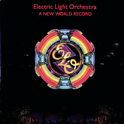 Electric Light Orchestra - New World Record [New CD]