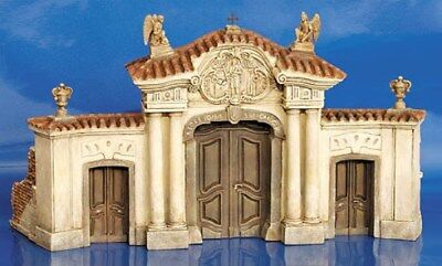Plus Model 1:35 Baroque Gate Resin & Plaster Diorama Accessory #174