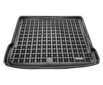 TAILORED RUBBER BOOT LINER MAT TRAY Audi Q3 since 2011 version with an irregular