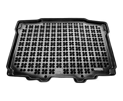 TAILORED RUBBER BOOT LINER MAT TRAY Skoda Yeti since 2009 version with the tool