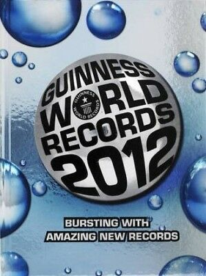 Guinness World Records 2012 Book The Cheap Fast Free Post