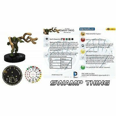 Swamp Thing 053 - War of Light - Heroclix