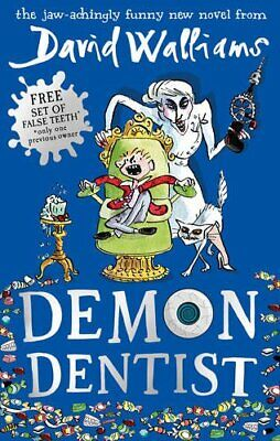 Demon Dentist by Walliams, David Book The Cheap Fast Free Post