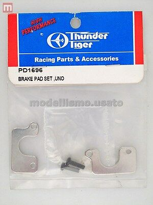 Thunder Tiger PD1696 Pastiglie Freno Uno Brake Pad Set modellismo