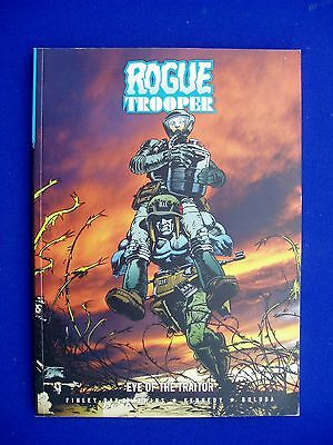 Rogue Trooper : Eye of the Trooper.    2000AD , 2nd print.