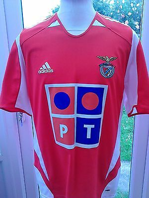 S.L Benfica 2005 home shirt  size M  adult