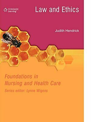 Law and Ethics in Nursing and Health Care by Hendrick, Judith C. Paperback Book