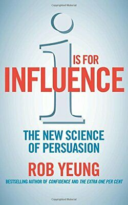 I is for Influence by Yeung, Rob Book The Cheap Fast Free Post