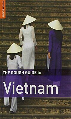 The Rough Guide to Vietnam by Emmons, Ron Paperback Book The Cheap Fast Free