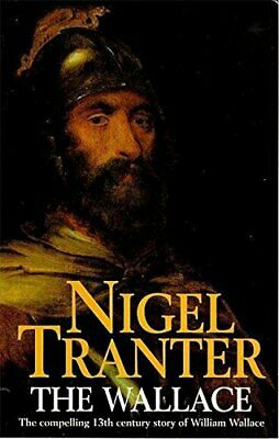 The Wallace (Coronet Books) by Tranter, Nigel Paperback Book The Cheap Fast Free