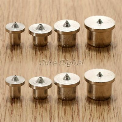 Dowel Drill Centre Point Pin Wood Dowel Tenon Center Hole Set Tool 6 8 10 12mm