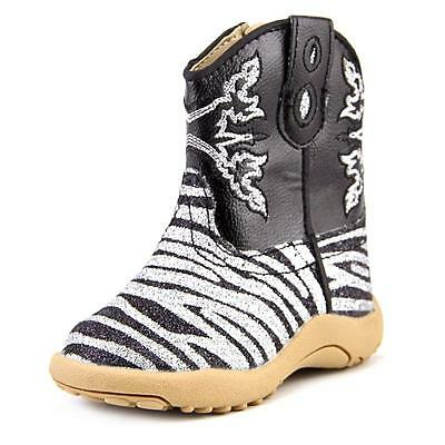 Roper Cowbaby Boot Infant  Round Toe Synthetic  Western Boot