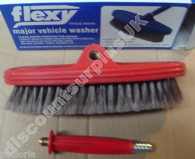 Listaflex FLEXY Major Vehicle Carwash Brush - 951/M - Nylon Bristles 40mm *RR35